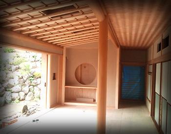社寺建築 内装